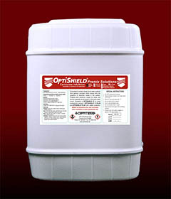Premix OptiShield & Water5 Gallon Size